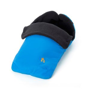 Out N About Nipper Footmuff - Lagoon Blue