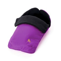 Out N About Nipper Footmuff - Purple Punch
