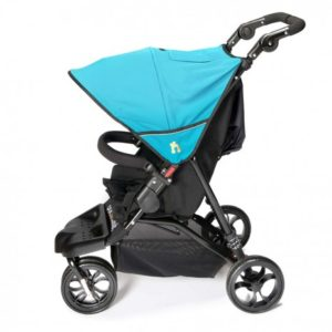 Out N About Little Nipper Single - Marine Blue
