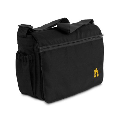 Out N About Nipper Changing Bag - Raven Black