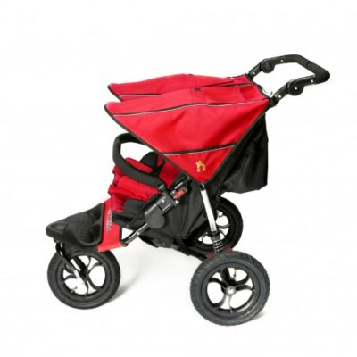 Out n About Nipper Double V4 - Carnival Red