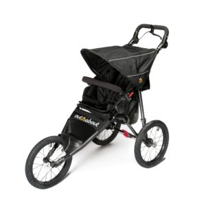 Out n About Nipper Sport V4 - Raven Black