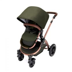 005_Stomp-V4_Woodland-Bronze_Pushchair-Angle-600x600