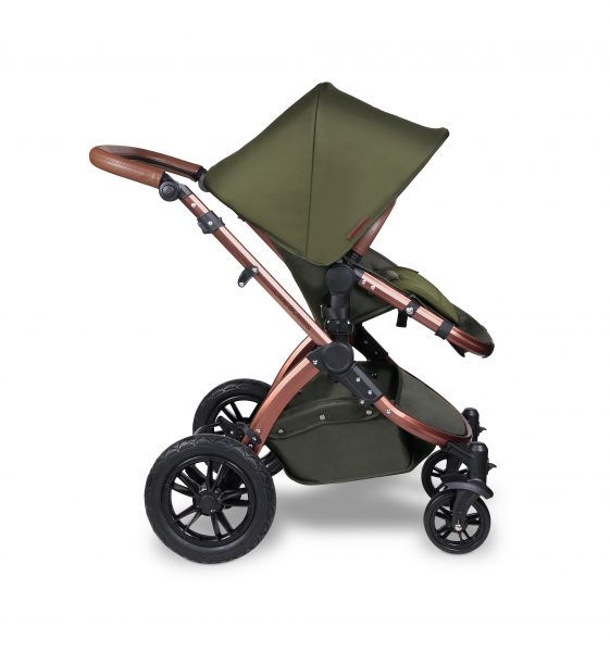 Ickle Bubba Stomp V4 All In One Isofix Travel System