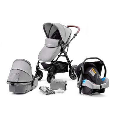 Kinderkraft Moov Grey Travel System