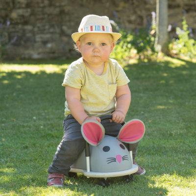 Wheelybug Ride-on - Mouse (small)