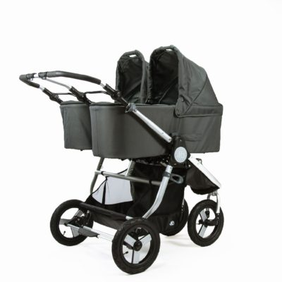 Bumbleride Carrycot Dawn Grey Indie Twin