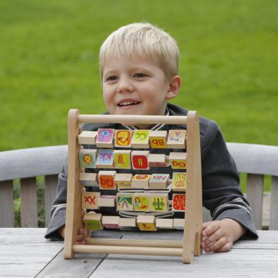 Classic World Alphabet Abacus