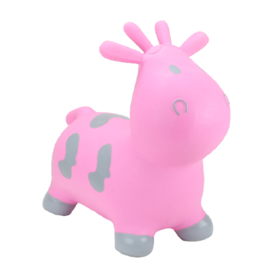 HAPPYHOPPERZ PINK COW
