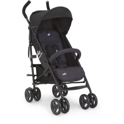 Joie Nitro LX Two Tone Black Stroller