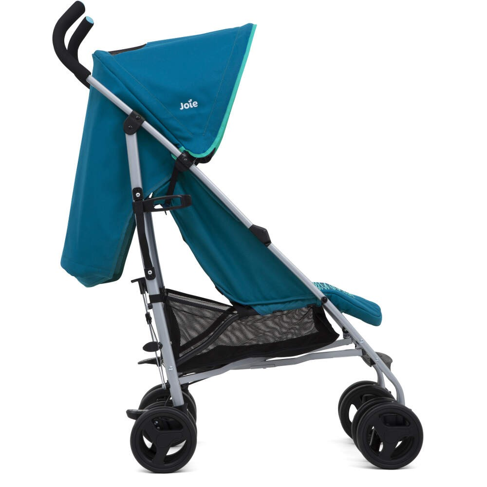 JOIE BLUE NITRO STROLLER//BUGGY Raincover Included
