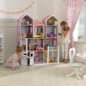 KidKraft Country Estate Dollhouse2