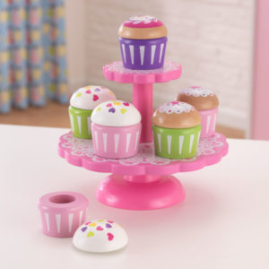 KidKraft Cupcake Stand With Cupcakes2