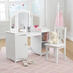 KidKraft Deluxe Vanity & Chair