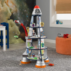 KidKraft Rocket Ship Play Set3