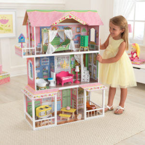 KidKraft Sweet Savannah Dollhouse2