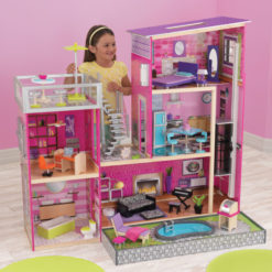 KidKraft Uptown Dollhouse2