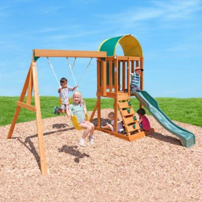 Kidkraft Ainsley Swing Set4