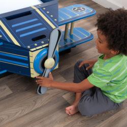 Kidkraft Airplane Toddler Bed7