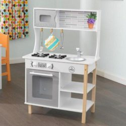 Kidkraft All Time Play Kitchen with Accessories2