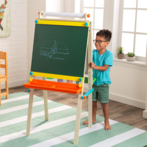 Kidkraft Artist Easel With Paper Roll - Brights1