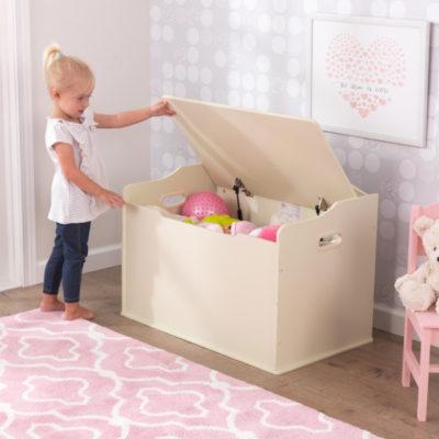 Kidkraft Austin Toy Box - Vanilla 2