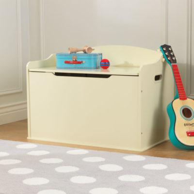 Kidkraft Austin Toy Box - Vanilla