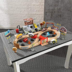Kidkraft Disney® Pixar Cars 3 50 Piece Thunder Hollow Track Set