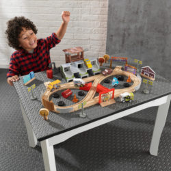 Kidkraft Disney® Pixar Cars 3 50 Piece Thunder Hollow Track Set2