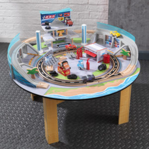 Kidkraft Disney® Pixar Cars 3 Florida Racetrack Set & Table