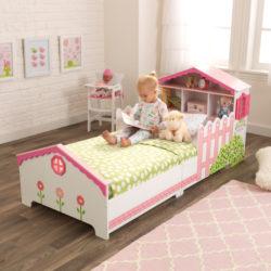 Kidkraft Dollhouse Toddler Bed2