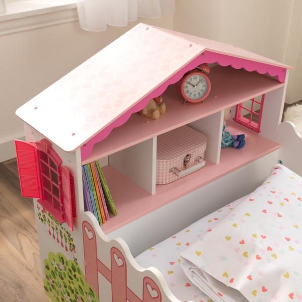 kidkraft dollhouse toddler bed smart kid store
