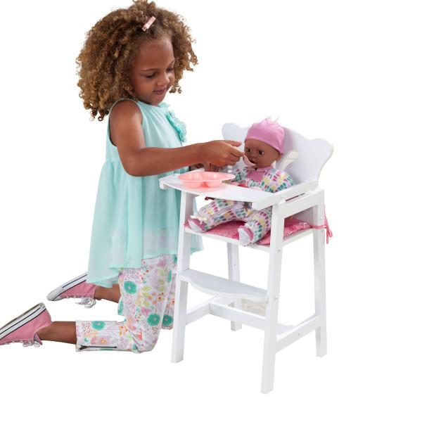 Kidkraft Lil Doll High Chair Smart Kid Store