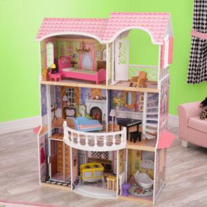 Kidkraft Magnolia Mansion Dollhouse1