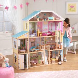 Kidkraft Majestic Mansion Dollhouse1