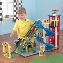 Kidkraft Mega Ramp Racing Set1