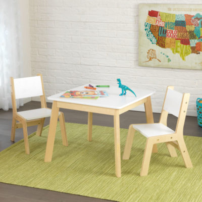 Kidkraft Modern Table and Chairs