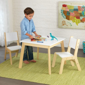 Kidkraft Modern Table and 2 Chairs Set2