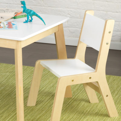 Kidkraft Modern Table And 2 Chairs Set Smart Kid Store