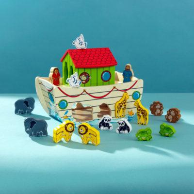 Kidkraft Noah's Ark Shape Sorter