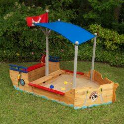 Kidkraft Pirate Sandboat1