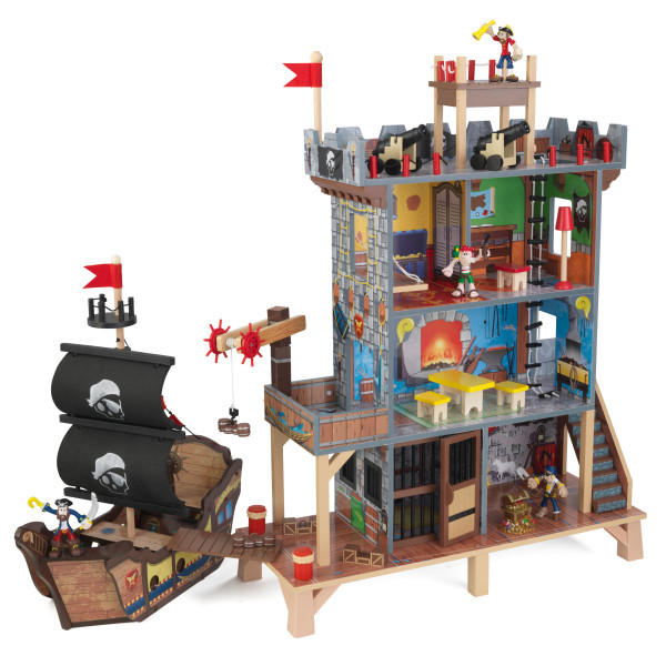 Kidkraft Pirate's Cove Play Set3