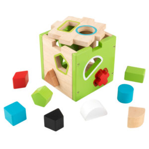 Kidkraft Shape Sorting Cube1
