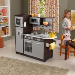 Kidkraft Uptown Espresso Kitchen2