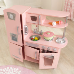 Kidkraft Vintage Play Kitchen - Pink7