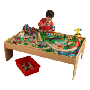 Kidkraft Waterfall Mountain Train Table and Set1