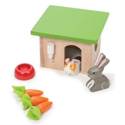 Le Toy Van Bunny and Guinea Set