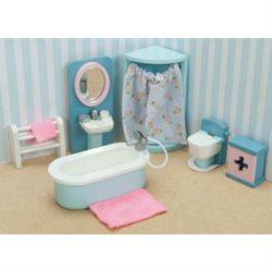 Le Toy Van Doll House Daisylane Bathroom