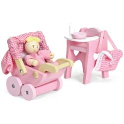 Le Toy Van Doll House Nursery Set