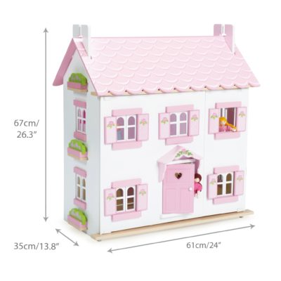 Le Toy Van Sophie's Wooden Dolls House